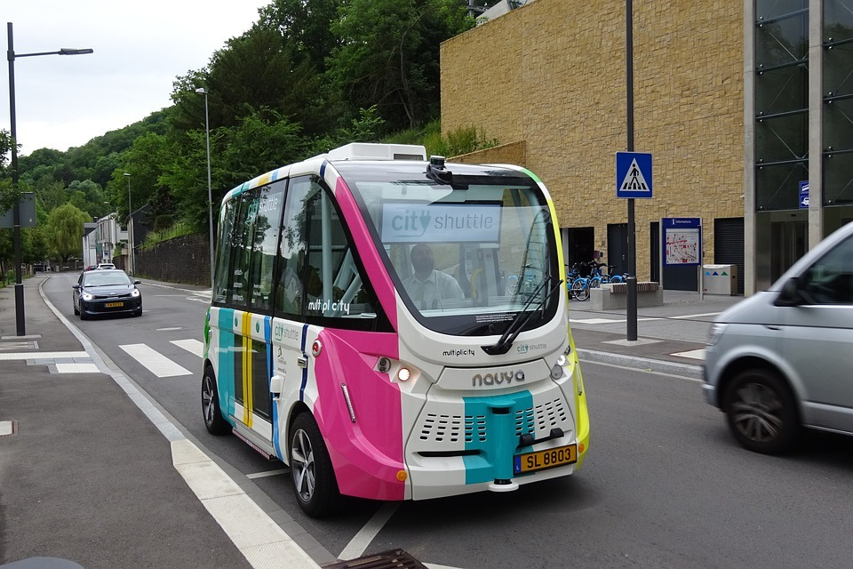 Connected and Automated Vehicles on Road Transport